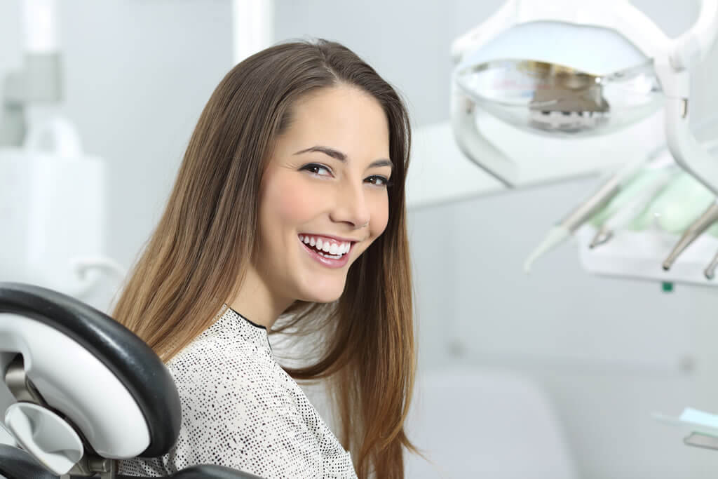 modern and up to date aesthetic dentistry