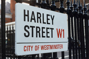 Harley Street, London