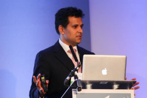Dr Rahul Doshi, leading cosmetic dentist