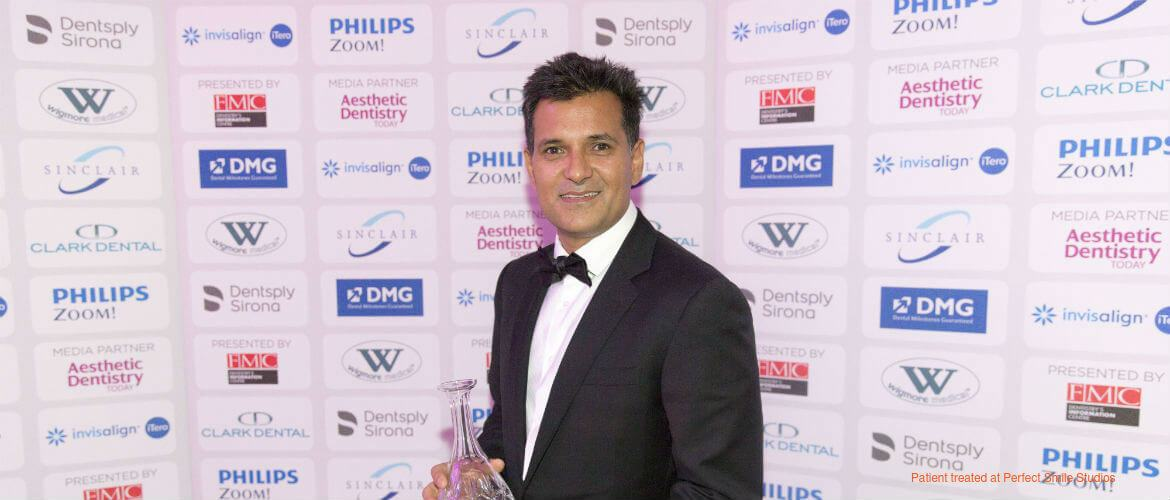 Outstanding Contribution to Cosmetic Dentistry