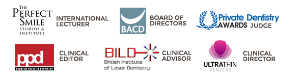 The Perfect Smile Smile Accreditations