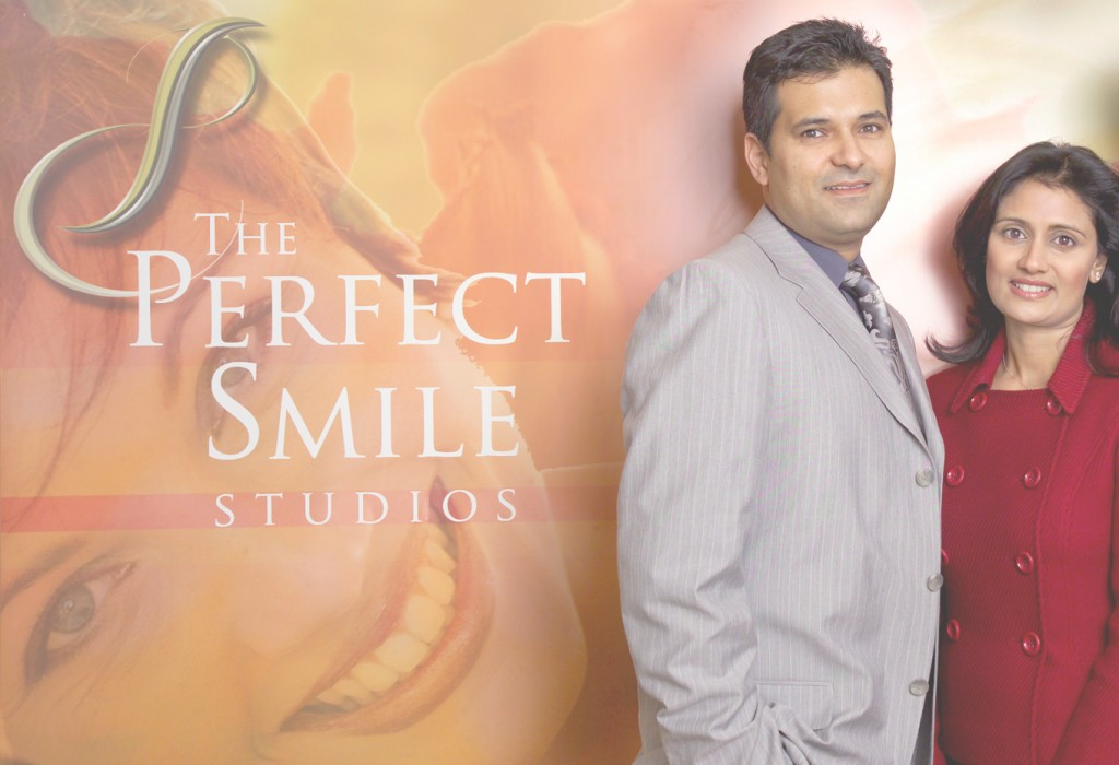 Dr & Dr Doshi of The Perfect Smile Studios 2017