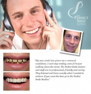 Christian Appleby Smile Testimonial