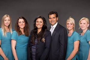 We employ some of the very best corrective and restorative dentists in the UK.