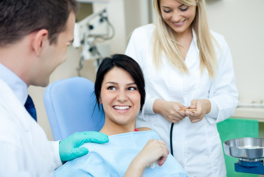 Cosmetic dental procedures at The Perfect Smile