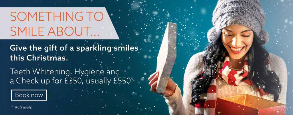 Teeth Whitening in time for Christmas
